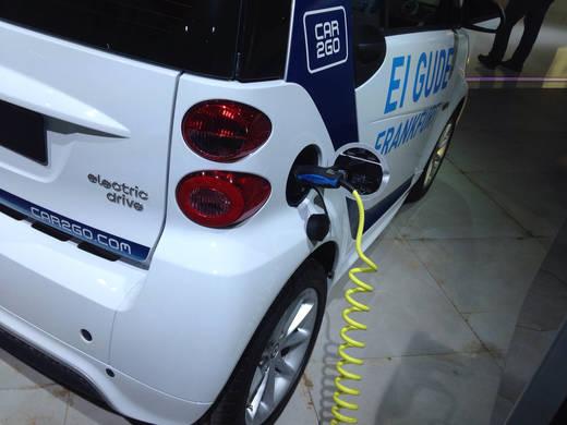 car2go lanzará en Madrid su servicio de carsharing flexible con 500 coches eléctricos