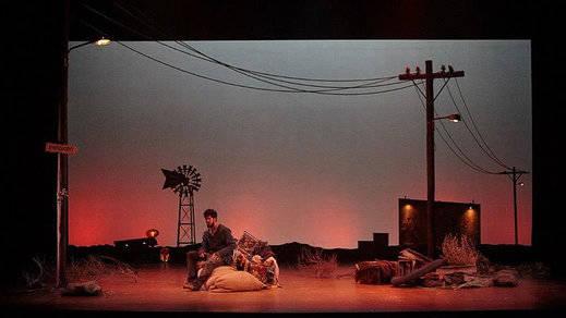 'Arte nuevo (Un homenaje)': estupendo debut de Garci en las tablas