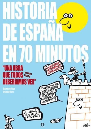 Historias de la 'Historia de España en 70 minutos'