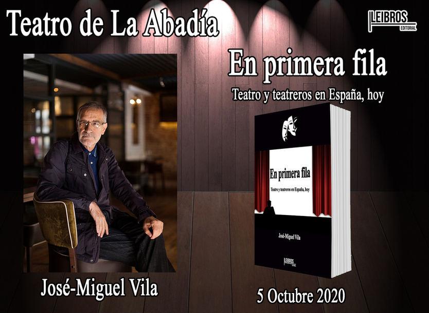 Un emotivo viaje a las entrañas del teatro español de nuestros días
