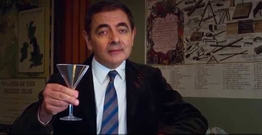 'Johnny English'