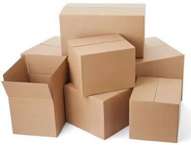 20 usos de cajas de cart n que te sorprender n - Cajas grandes de carton decoradas ...