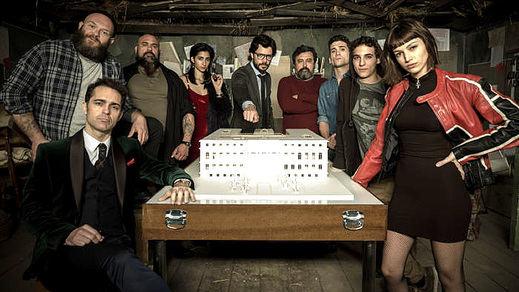 'La casa de papel', primera serie española en ganar un premio Emmy