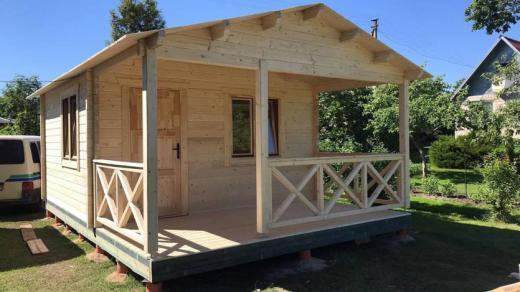 Casas de madera o de ladrillo: ¿cuál es mejor?