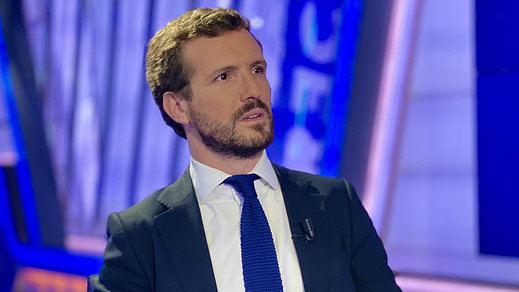 Casado reprocha a Ciudadanos que se niegue al acuerdo de 'España Suma'