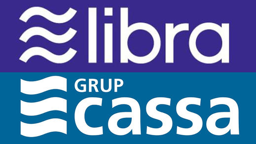 ¿Se ha inspirado Facebook en una empresa española para el logo de Libra, su moneda virtual?