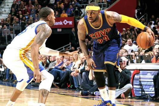 NBA: los 'Guerreros' sorprenden a los 'Caballeros' e igualan la serie por el título (2-2)