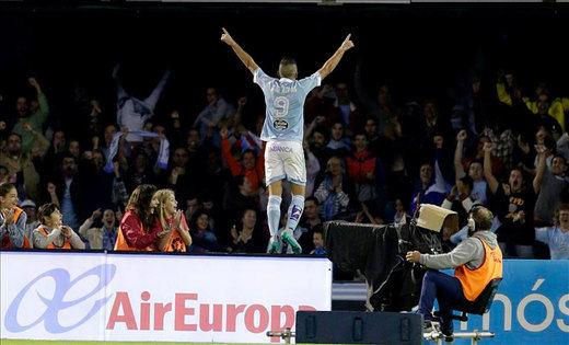 4-1. Un soberbio Celta se da un homenaje goleando al Barça