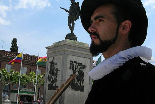 El Tren de Cervantes regresa tras el verano para visitar Alcalá de Henares