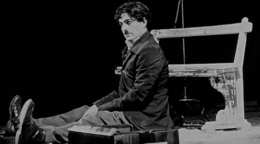 Tierno y evocador Óscar Redondo en 'Chaplin XXL'