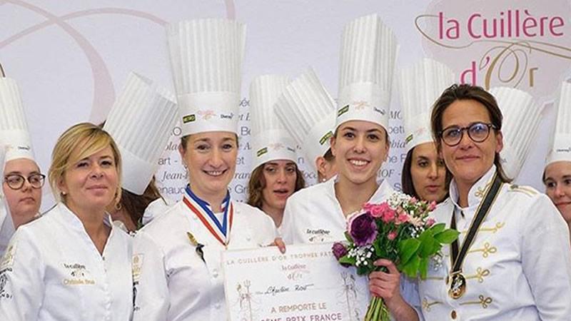 Llega a España el prestigioso concurso francés para chefs femeninas La Cuillère d'Or