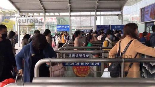 Ya son 17 las muertes en China por el coronavirus y el gobierno bloquea la ciudad de Wuhan
