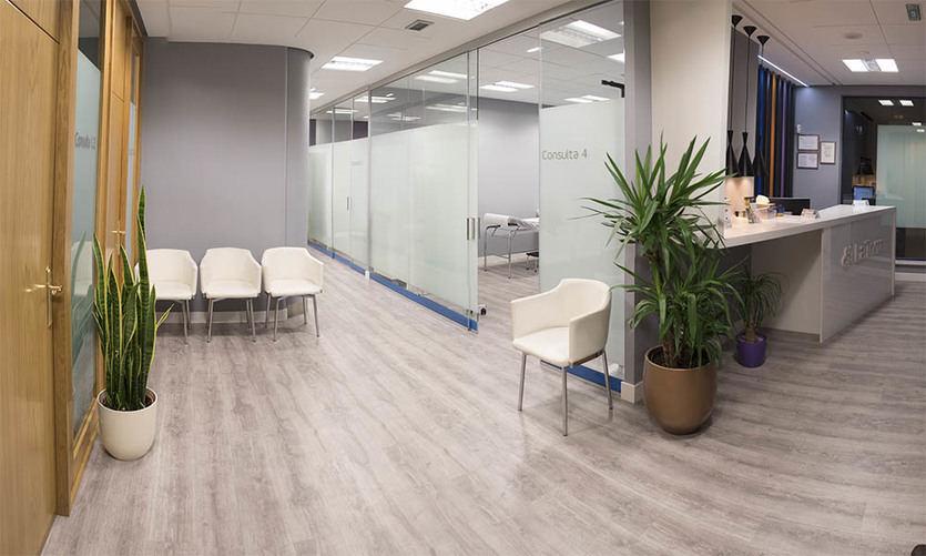 El Centro Médico La Torre ofrece instalaciones y servicios conjuntos para consultas médicas a pie de calle