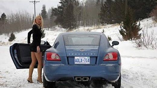 Cómo proteger el coche del frío y la nieve