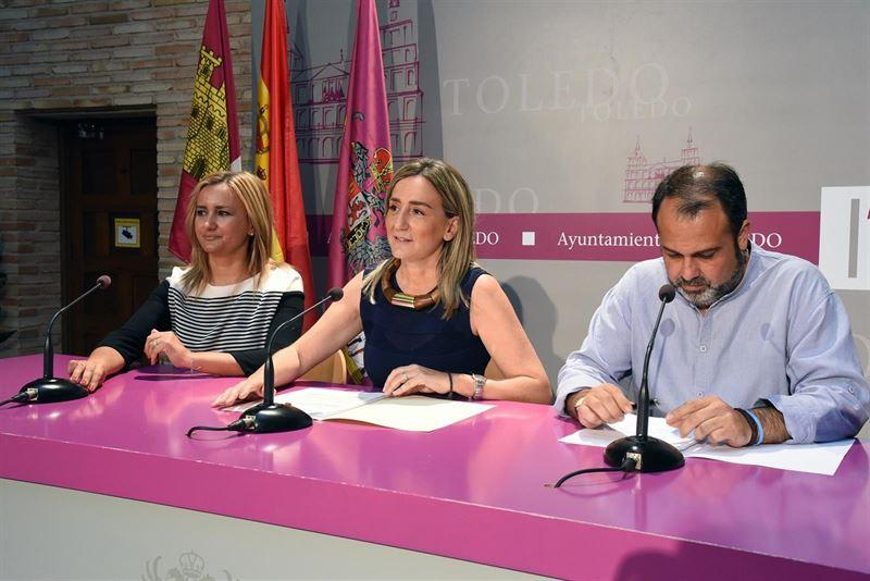 El Ayuntamiento Toledo destina 100.000 euros hasta final de año para la manutención de escolares