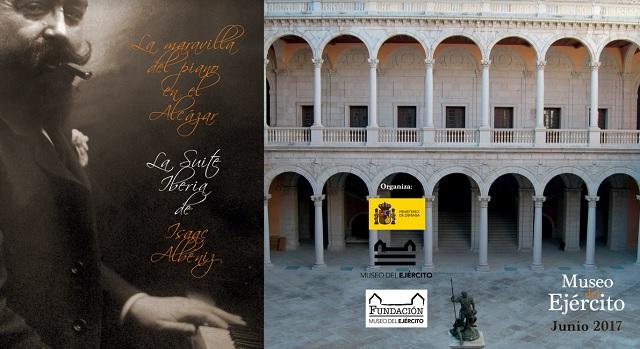 El Museo del Ejército celebra el día de las Fuerzas Armadas con un concierto de Piano