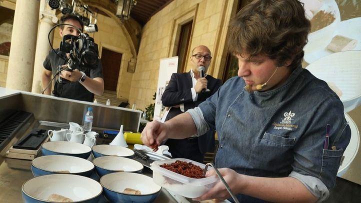 Grandes chefs de toda España participan en el Concurso Gastronómico Semana Internacional de la Trucha
