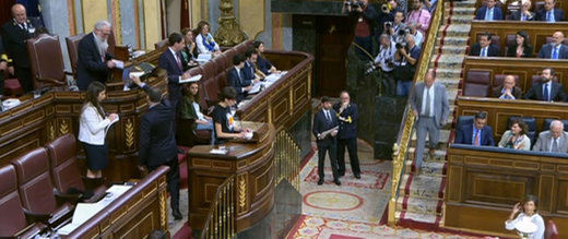 Arranca la sesión constitutiva en el Congreso con varias polémicas: los presos catalanes y Vox, protagonistas