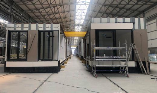 AEDAS Homes comienza su primer proyecto de construcción modular de viviendas en Madrid capital