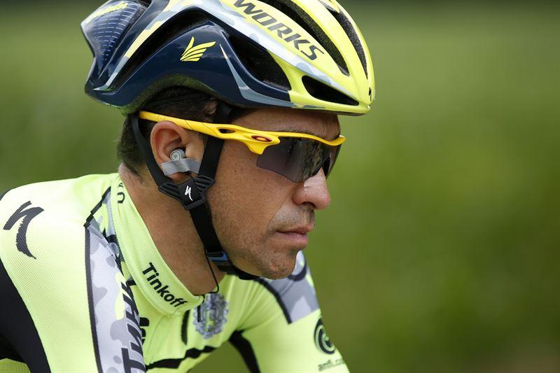 Contador se sincera en el día de descanso del Tour: 'Me falta chispa'