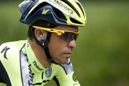 Contador se sincera en el día de descanso del Tour: