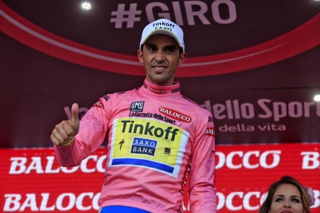 España domina el ciclismo: Contador sube al segundo puesto de una lista UCI, que encabeza Valverde