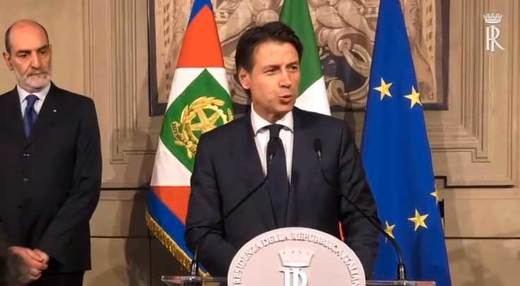 Crisis en Italia: Conte renuncia a formar gobierno tras el veto del jefe del Estado a un ministro
