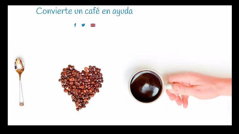 'Share a Coffee For' cumple un año transformando en solidaridad el valor de un café