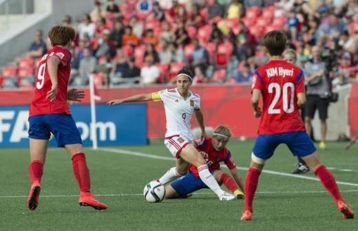 Mundial: las chicas, como los chicos: eliminadas en la primera fase tras perder con Corea (1-2)