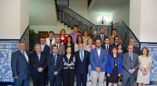 Jaime Ramos (PP), investido alcalde de Talavera aunque dependerá de otros partidos para gobernar