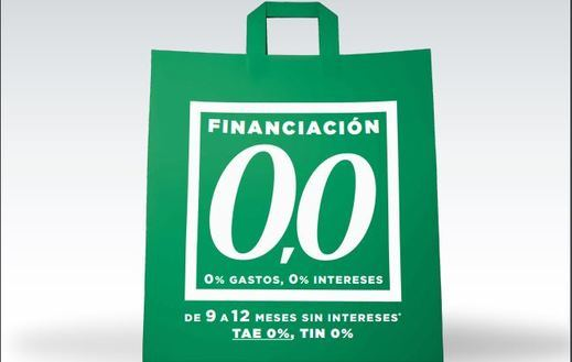 """El Corte Inglés lanza la """"Financiación 0,0"""" para adelantar las compras de Navidad"""