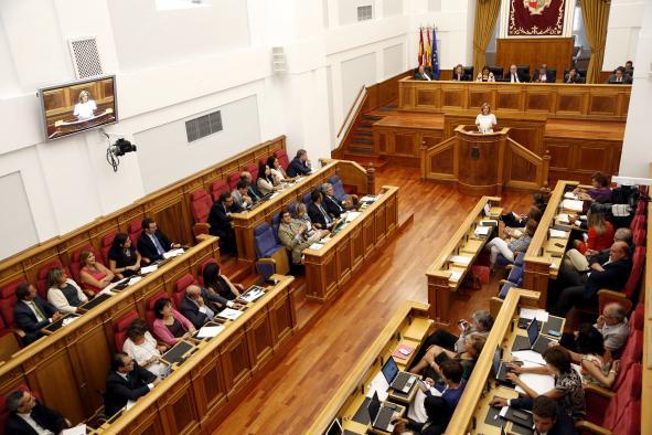 Las Cortes de Castilla-La Mancha plantearán una nueva reforma del Estatuto de Autonomía a partir de enero