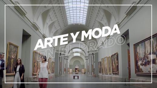 El Corte Inglés produce el corto 'Arte y Moda en El Prado'