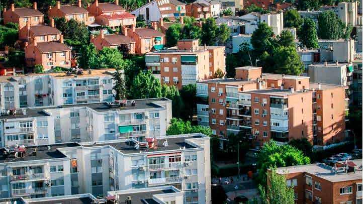 El catastro se actualiza en 38 municipios de Madrid