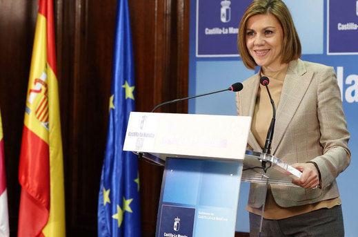 El PP-CLM despeja una incógnita sin descartar nada: Cospedal seguirá en las Cortes de Castilla-La Mancha