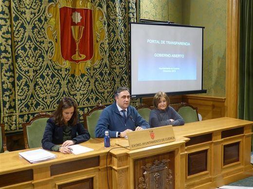 Cuenca pone en marcha su propio portal de transparencia