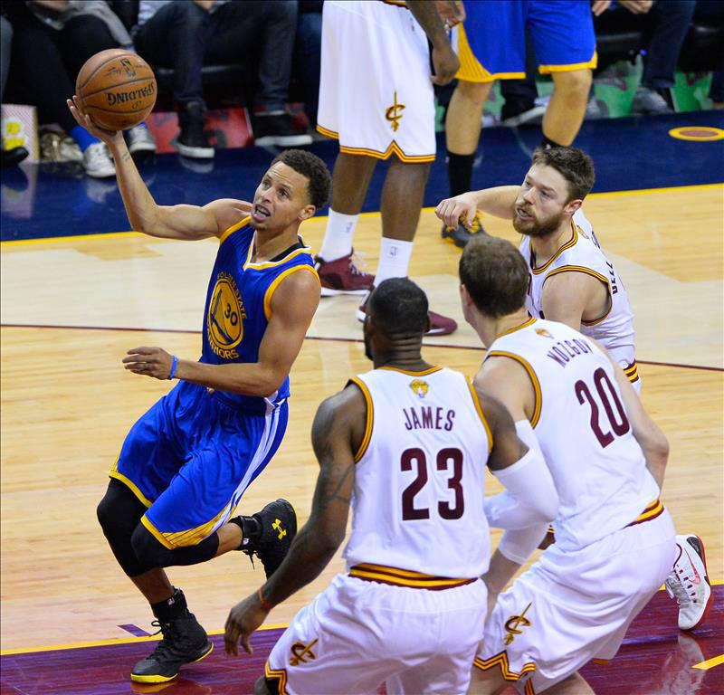Los 'Guerreros' culminan la sorpresa: nuevos campeonísimos de la NBA