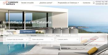 Vender obra nueva en Barcelona a compradores rusos