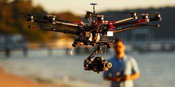 Curso piloto de drones, la profesión del futuro