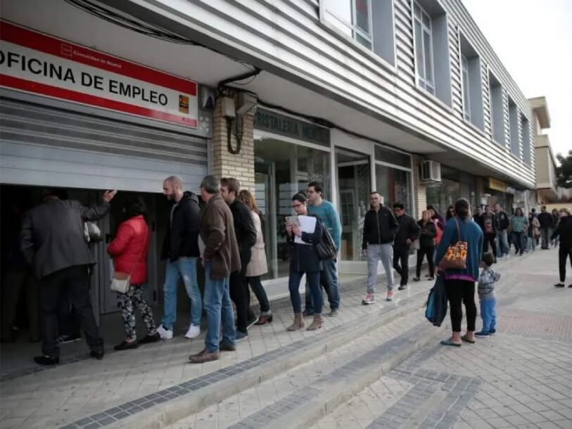 El desempleo en Galicia decrece ligeramente tras la pandemia