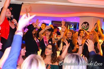 Sábado Loco innova las despedidas de soltera en Granada
