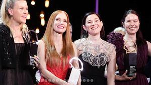 Foto de las principales premiadas
