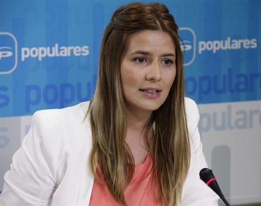 Carolina Agudo vuelve a las Cortes regionales como sustituta de Cospedal