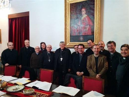 El arzobispo de Toledo recibe el alta médica