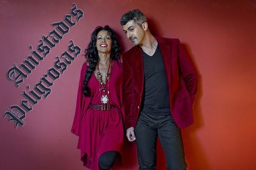 Amistades Peligrosas actuará el próximo viernes en Valdepeñas (Ciudad Real)