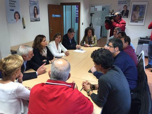 Alicia Sánchez-Camacho y Rosa Romero defenderán la viabilidad de Elcogas