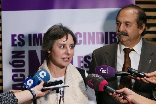El Instituto de la Mujer intensifica las actuaciones de concienciación contra la violencia machista durante la Navidad