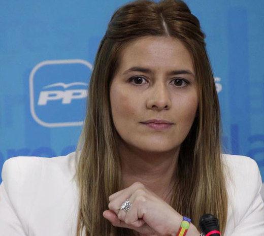 Al final, será Carolina Agudo y no Carlos Madero quien sustituya a Cospedal en las Cortes