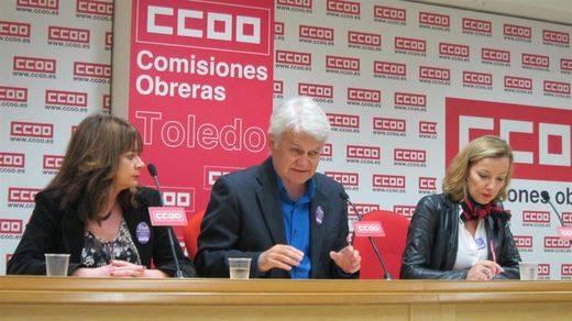 CCOO pide al presidente de Castilla-La Manchar tener