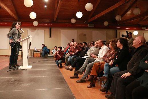 Molina (Podemos) a los militantes y simpatizantes: